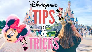 DISNEYLAND SURVIVAL GUIDE   Makeup, Outfit, What To Pack, Tips & Tricks + What To Buy