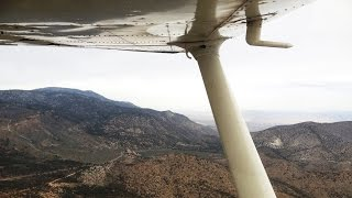 Mountain Takeoff | Cessna 172 | Big Bear, CA