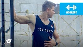 Shoulder Saving Chest & Back Workout | Andy Speer