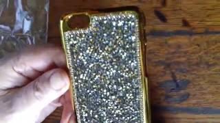 Чехол для iphone 6 (4,7 дюймов) с камнями. от компании Интернет-магазин-Алигал-(Любой товар по доступной цене) - видео