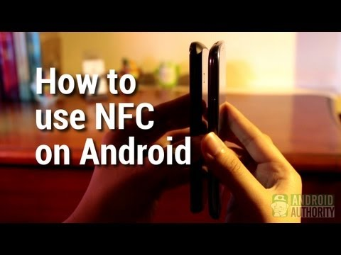 How to use NFC on Android