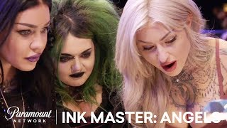 When Things Go Wrong: Angels Face Off | Ink Master: Angels (Season 2)