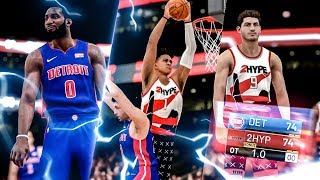 My First Game Back! Mopi Shoots The GAME WINNING Free Throws?! 2HYPE REBUILD SERIES! #3 NBA 2K19