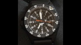 Unboxing und Test KHS 'Shooter' Tactical/Outdoor Uhr