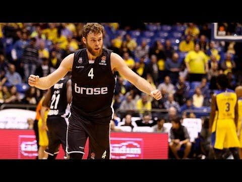 Regular Season Round 11 MVP: Nicolo Melli, Brose Bamberg