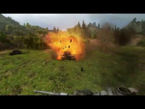 Видео № 0 из игры World of Tanks Xbox 360 Edition (Танки) (Б/У) [X360]