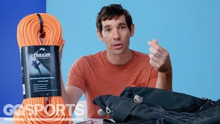 10 Things Alex Honnold Can't Live Without | GQ