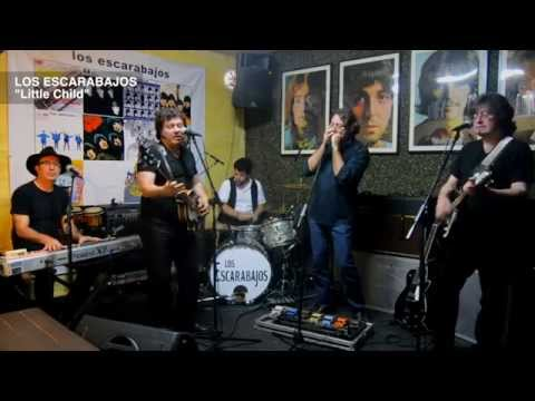Los Escarabajos: Little Child (live rehearsal) [WTB]