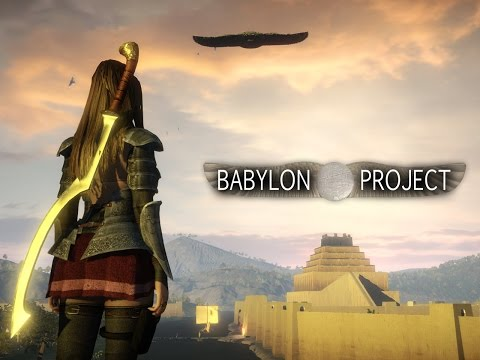 Babylon Project (New Open World Alien Game)| Gameplay Walkthrough Demo 2017