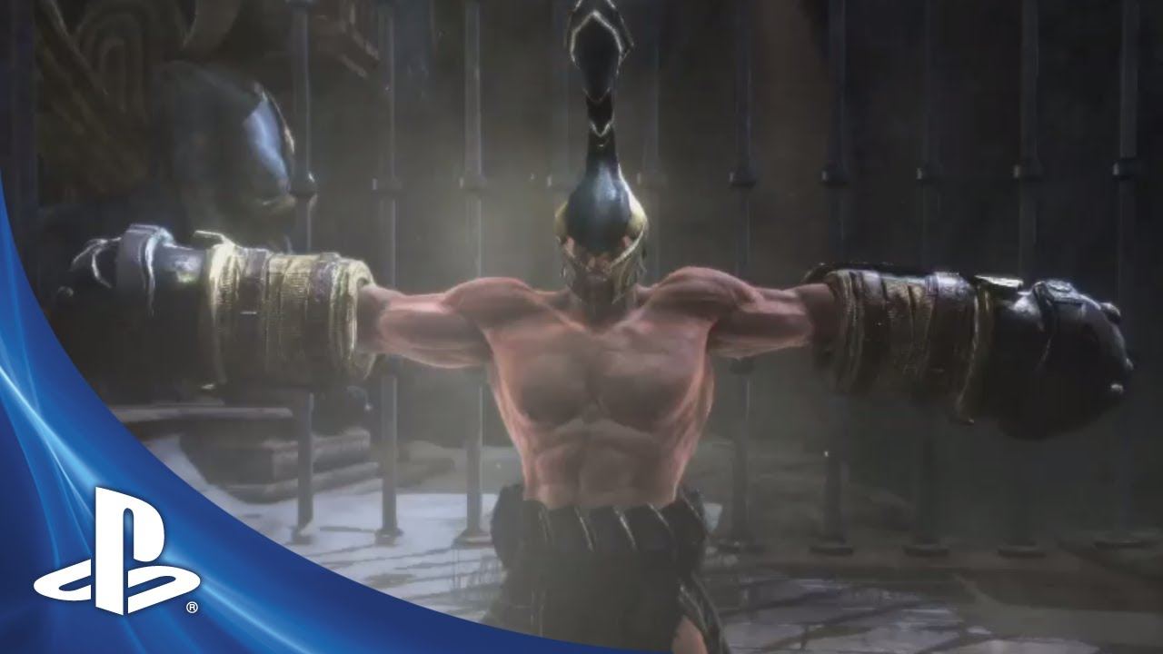 Wield Gauntlets in God of War: Ascension Multiplayer
