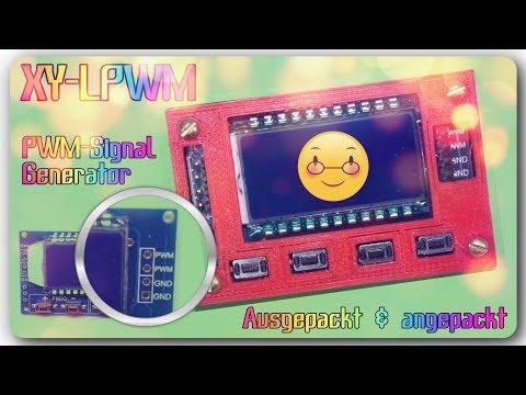 Ausgepackt & angepackt - PWM Signal Generator (Banggood)