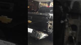 Doubletree Hilton New Orleans Destroyed My Truck