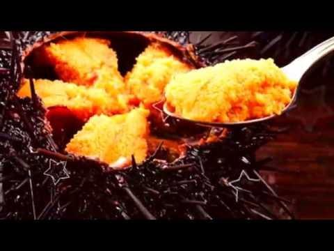 ИКРА МОРСКОГО ЕЖА ПОЛЕЗНЫЕ СВОЙСТВА | морской еж чем полезен, икра морского ежа как принимать?