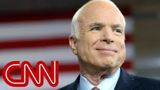 John McCain Discontinues Cancer Treatment + Family Say He's in His Last Days [VIDEO]