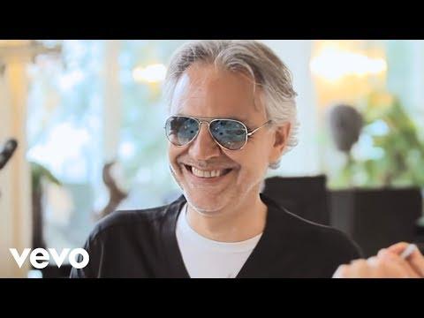 Bocelli Presenta a Su Familia En Este Hermoso Video