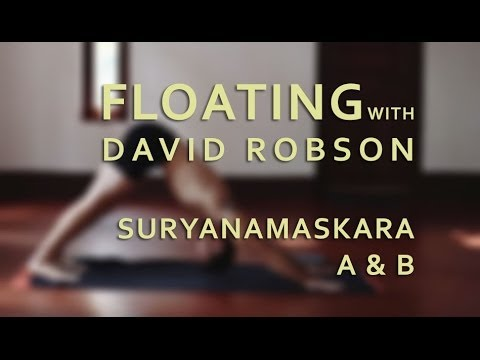 David Robson astanga jóga második sorozat (1/10)