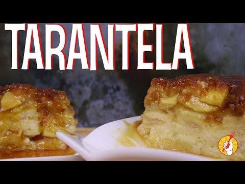 Cómo Hacer Postre Tarantela de Manzana ¡Súper Fácil! | Receta ÉPICA | Tenedor Libre