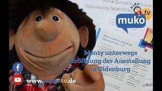 Monty, Daueraustellung in Klinikum Oldenburg Mukotv Kidz Mukoviszidose