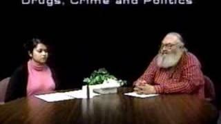 Drugs, Crime and Politics 8/22/07