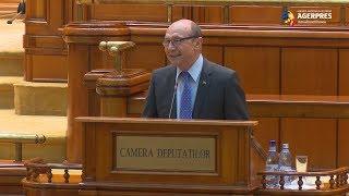 Băsescu, către reprezentanţii Puterii: Puneţi un guvern cu care să nu ne fie ruşine în UE