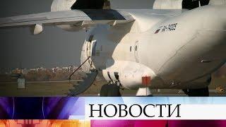 Для эвакуации раненных при взрыве в Керчи готовы четыре самолета Ил-76 с медицинскими модулями.