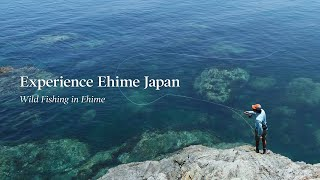 Wild Fishing | Experience Ehime Japan 2020