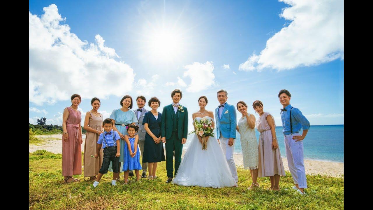 【結婚典禮】在美麗的碧藍中許下人生最開心的誓言