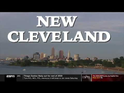 Cleveland's foremost tourism advocate has returned!