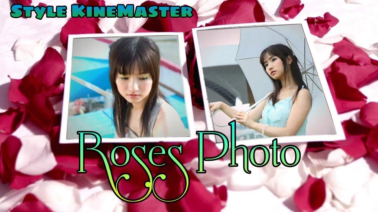 Style roses photo