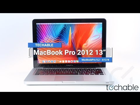"Macbook Pro 13"" 2012 2.9 MD102LL/A"