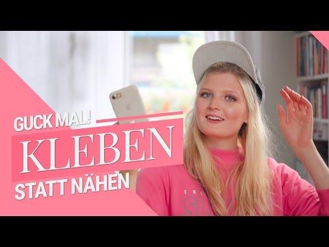 Kleben statt Nähen? Aufnäher befestigen mit Textilkleber – Makema.de