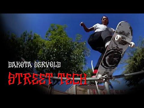 BONES WHEELS - DAKOTA SERVOLD - STREET TECH FORMULA