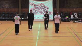 "S**t Kingz ""Don't Trust Me"" by 3OH!3 ft. Kid Cudi (Choreography) 