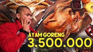 Video Ayam Goreng Rp.7,000 VS Ayam Goreng Rp.3,500,000   #SaaihVS MP3, 3GP, MP4, WEBM, AVI, FLV September 2019