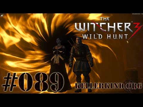 The Witcher 3 #089 - Der Hexenclub ★ Let's Play The Witcher 3 [HD|60FPS]