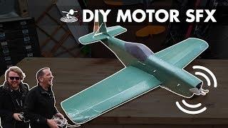DIY SFX on DIY Plane! - Video Youtube