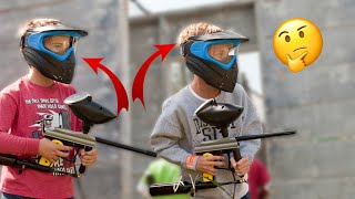 How to WIN using Rental Paintball Players