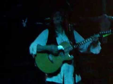 Blues Guitarist Marta Gee original tune Solo performance