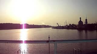 Заходим в реку Хотча..или..День в Белом Городке..№1
