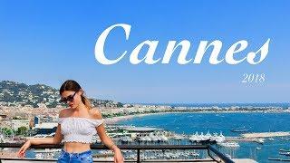 Cannes, Côte DAzur // Travel Vlog 2018