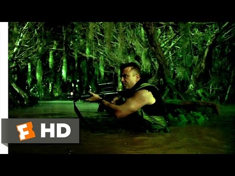 Man-Thing (2005) - Murder in the Swamp Scene (9/11) | Movieclips