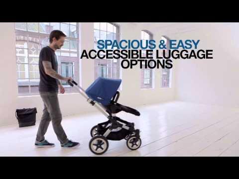 Full Demo - How to use the Bugaboo Buffalo   Bugaboo Strollers