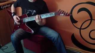 """Video thumbnail of """"Cain's Offering - Thorn In My Side (cover)"""""""