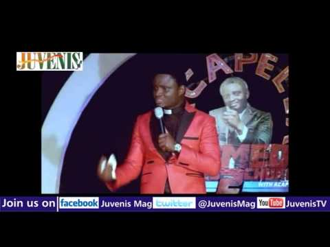 COMEDY GOES 2 CHURCH WITH ACAPELLA S1-Himself (Nigerian Music & Entertainment)