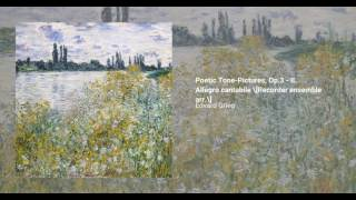 Poetic Tone-Pictures, Op. 3