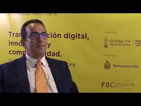 José María Gómez de la UMH en Focus Pyme CV 2019[;;;][;;;]