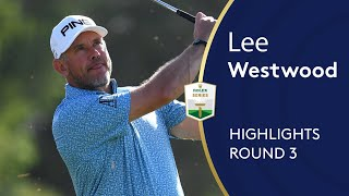 Lee Westwood Shoots 65 In Abu Dhabi   Abu Dhabi HSBC Golf Championship Presented By EGA