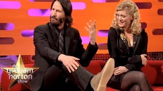Keanu Reeves Had A Horrific Motorbike Accident | The Graham Norton Show