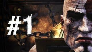 God of War Ascension Gameplay Walkthrough Part 1 - Intro