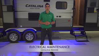 Coachmen Catalina Insider: Electrical Maintenance